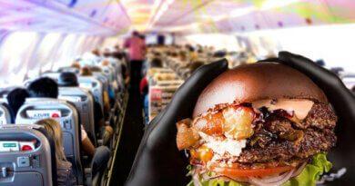 Авиапассажиров накормят бургерами отрэпера Тимати&nbsp