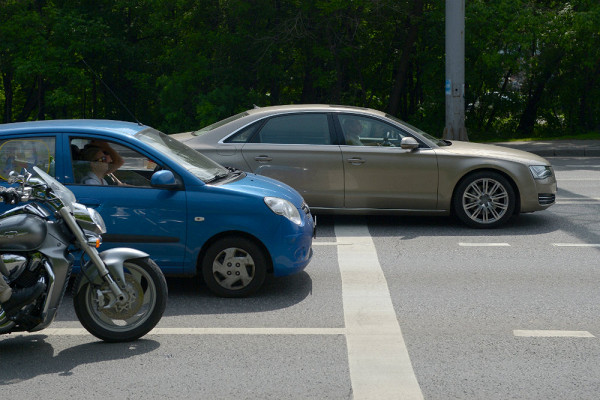 Московских водителей предупредили оновой камере настоп-линию&nbsp