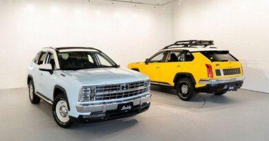 Гибрид Toyota RAV4 истарого Chevrolet отMitsuoka: объявлена цена итираж