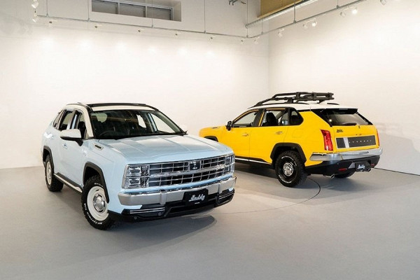 Гибрид Toyota RAV4 истарого Chevrolet отMitsuoka: объявлена цена итираж&nbsp