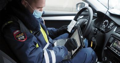База данных злостных нарушителей ПДДзаработает вРоссии — Рамблер/авто