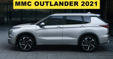 Mitsubishi Outlander 2021 - обзор Александра Михельсона / Мицубиси Аутлендер 2021