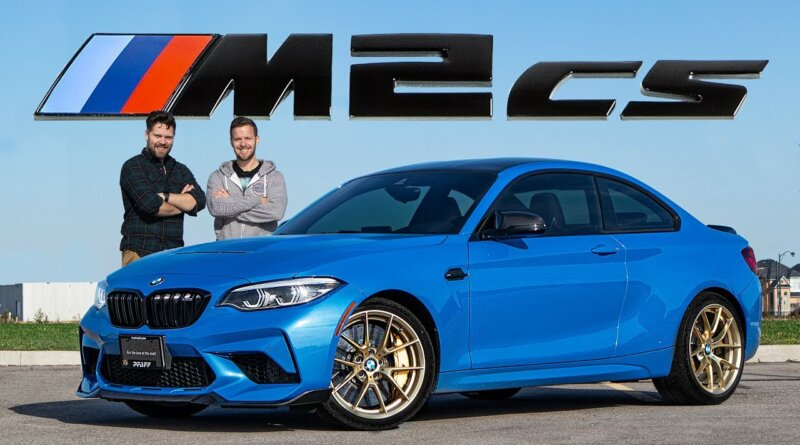 2021 BMW M2 CS Review // The Last Great BMW M Car