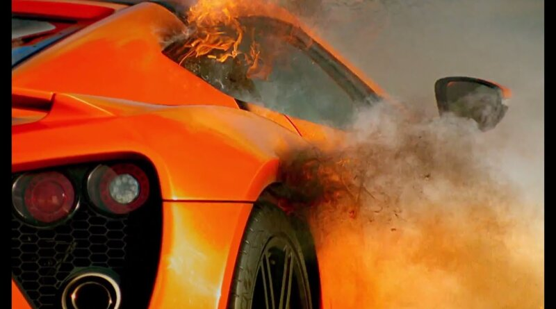 Zenvo ST1 - Hottest Car on Top Gear   Car Review   Top Gear
