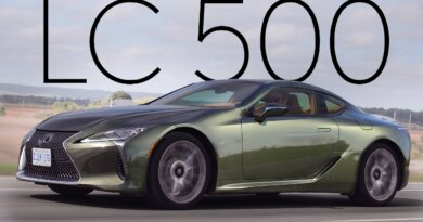 CAR OF THE YEAR?! 2021 Lexus LC500 Review