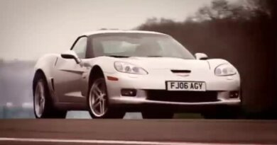Corvette Z06 | Car Review | Top Gear