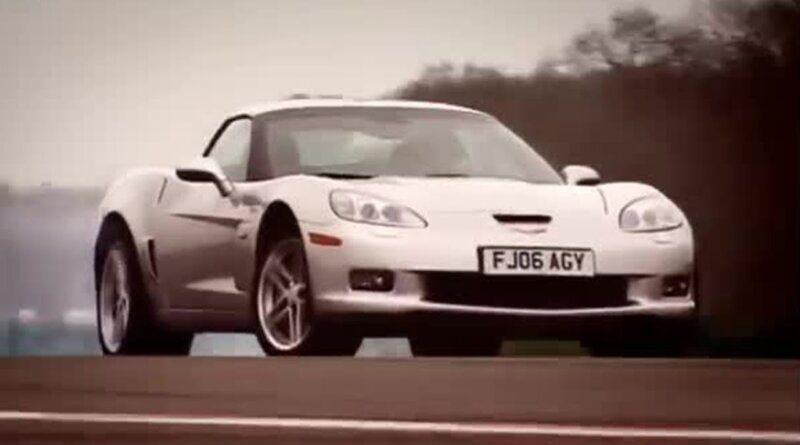 Corvette Z06   Car Review   Top Gear