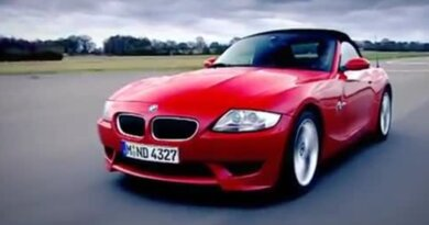 BMW Z4M | Car Review | Top Gear