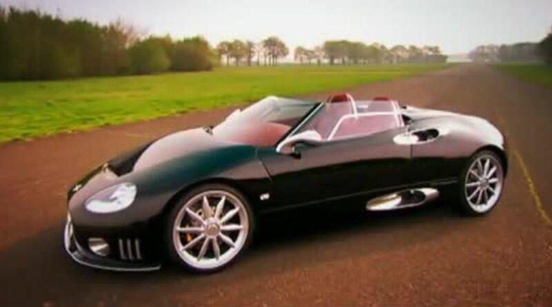 The Spyker C8 - Crazy Dutch Egineering | Car Review | Top Gear