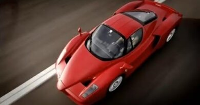 Enzo Car Review   Top Gear   BBC