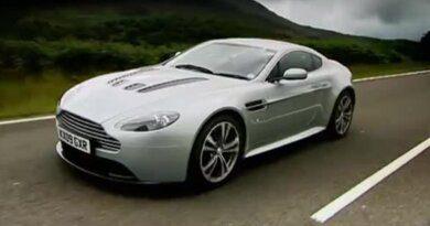 Aston Martin Vantage   Car Review   Top Gear