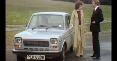 Retro car review | consumer test | Ford | Volkswagen | Fiat | Renault | Drive in | 1977