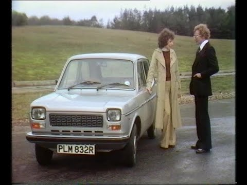 Retro car review   consumer test   Ford   Volkswagen   Fiat   Renault   Drive in   1977