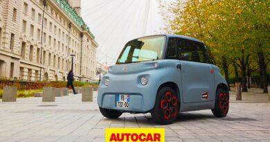 Citroen AMI review   Driving the new electric city car, at 28mph   Autocar