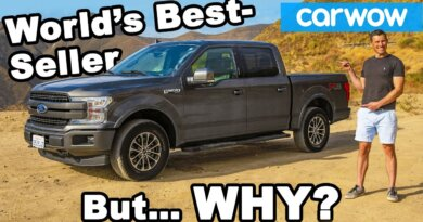 FORD F-150 review - why is it the best-selling 'car' in the world?