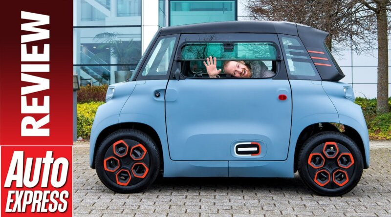 Citroen AMI review: is this the weirdest car of 2020?
