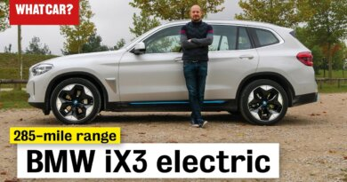 2021 BMW iX3 review – the world's best electric SUV?   What Car?