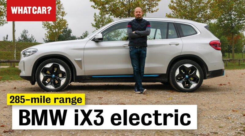 2021 BMW iX3 review – the world's best electric SUV? | What Car?