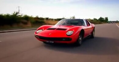 Lamborghini Muira - The First Modern Supercar   Car Review   Top Gear