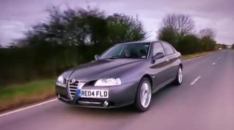 Alfa 166 | Car Review | Top Gear