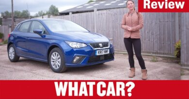 2020 Seat Ibiza review - better than the Ford Fiesta?   What Car?