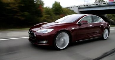 Car and Driver: Tested : 2013 Tesla Model S – Review – CAR and DRIVER