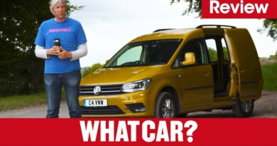 2021 VW Caddy review | Edd China's in-depth review | What Car?
