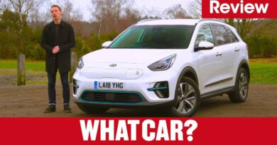 2020 Kia e-Niro review – electric Nissan Qashqai rival tested | What Car?
