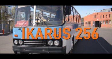 IKARUS 256 Мечта Детства | Обзор, Ретро Тест-драйв, История Создания | Pro Автомобили CCCР