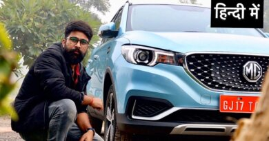 MG ZS EV Review - Best Electric Car in India? | ICN Studio