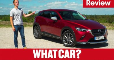 2021 Mazda CX-3 review – Mazda's best looking SUV? | What Car?