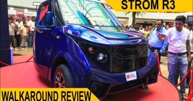 Strom R3 Electric Car Review