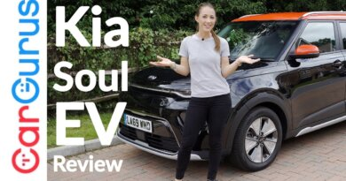 2020 Kia Soul EV Review: The electric family car with a 280-mile range  | CarGurus UK