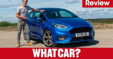 2021 Ford Fiesta review –the best hatchback on sale? | What Car?