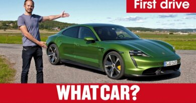 2021 Porsche Taycan review – the world's fastest electric car? | What Car?