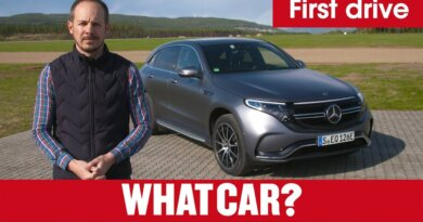2021 Mercedes EQC review – better than a Tesla? | What Car?