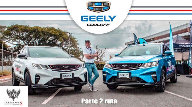 Geely Coolray   Review en español   Parte 2   Artesanos Car Club