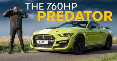 Ford Mustang SHELBY GT500 Review: The MADDEST Muscle Car! | 4K