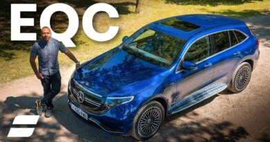 Mercedes EQC Review: Finally A Proper Luxury Electric Car? | 4K