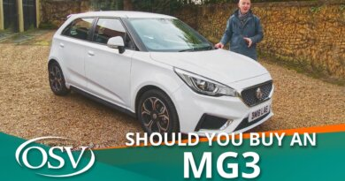 MG3 Car Review - does it carry the MG badge better than before?