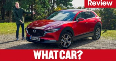 2021 Mazda CX-30 review – best family SUV yet? | What Car?