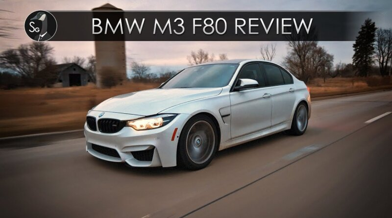 BMW F80 M3 Review   The Sports Car for Mathematicians