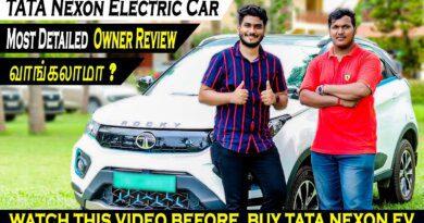 Tata Nexon EV Ownership Review | Tata Nexon Electric Car வாங்கலாமா ? | Rider Machine