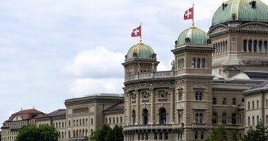 Швейцария введет карантин покоронавирусу дляприезжих из15стран&nbsp