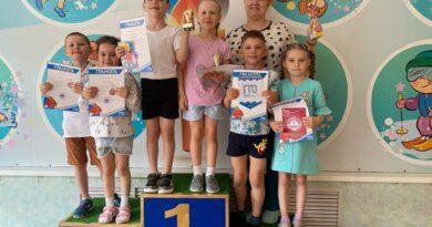 195 воспитанников детских садов Усинска приняли участие в акции ГТО
