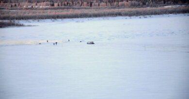 31 декабря намечено обследование ледовой переправы через Печору