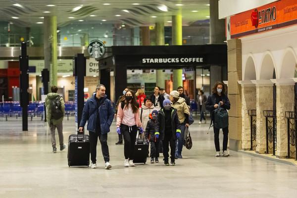 «Меня проверил весь аэропорт»