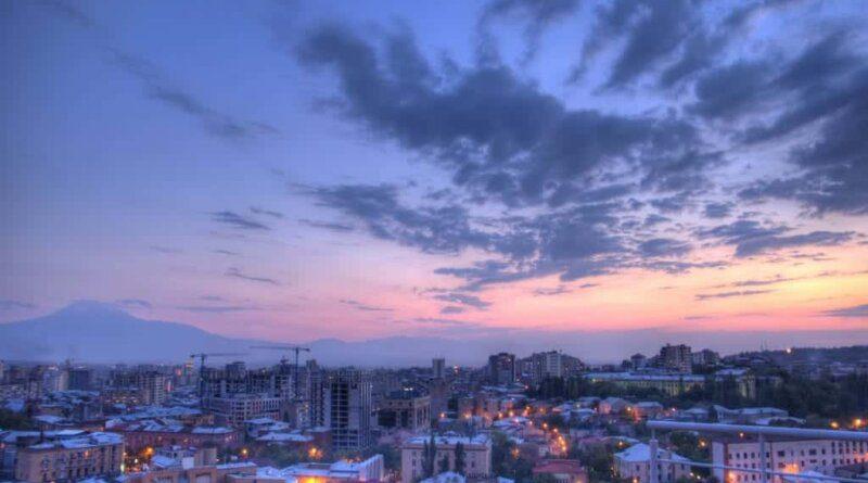 Опубликована видеозапись землетрясения вАрмении