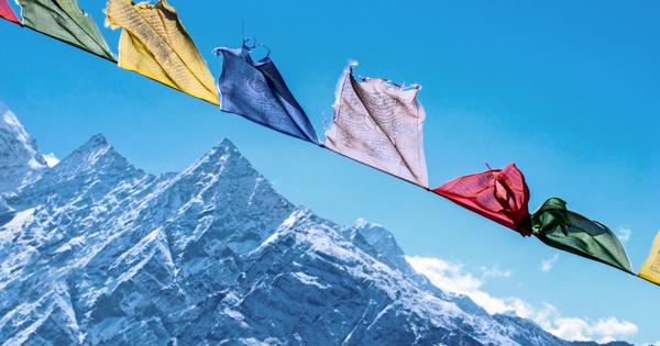 Почему самолеты никогда не летают над Тибетом