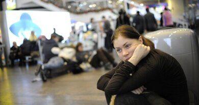 В московских аэропортах произошла массовая отмена изадержка рейсов